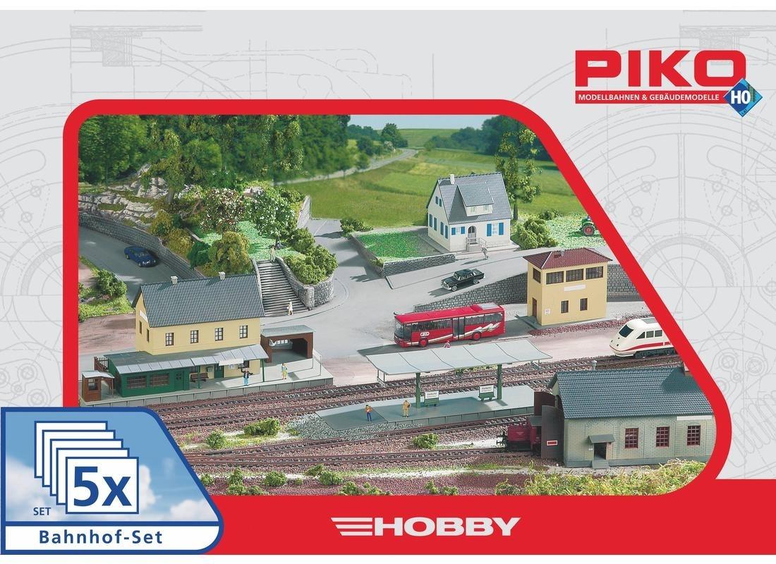 PIKO 61923 Набор строений Вокзал