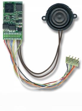 Звуковой декодер