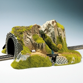 Noch 02200 Туннель однопутный прямой