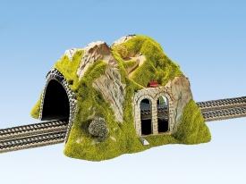 Noch 02430 Туннель двухпутный прямой
