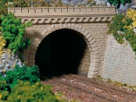 Auhagen 11343 Портал туннеля двухпутный