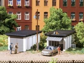 Auhagen 11420 Два гаража