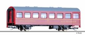 Tillig 13239 TT Пассажирский вагон DDR