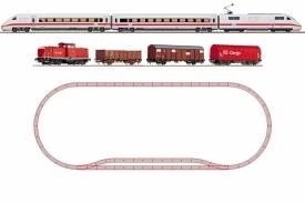 Стартовый набор железной дороги ROCO 41339