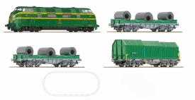 ROCO 51269A Стартовый набор грузовой поезд