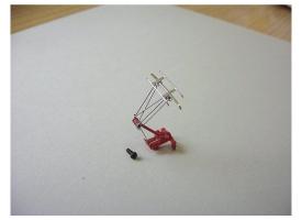 PIKO 56156 Пантограф для электровоза