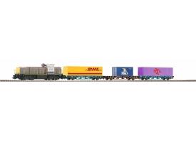 PIKO 59111 G1700 с контейнерами
