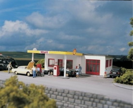 PIKO 61832 Автозаправочная станция Shell