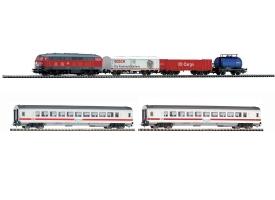 PIKO 96912 Грузовой и пассажирский составы DB