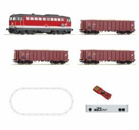 ROCO 51291 2043 с грузовым составом