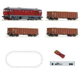 ROCO 51294 T 478 с грузовым составом