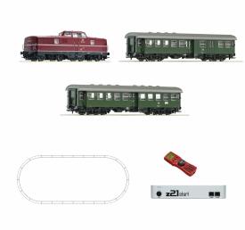 ROCO 51295 BR 280 с пассажирским составом