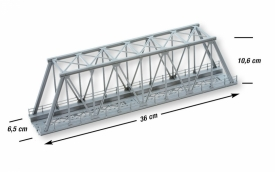 Noch 21320 Железнодорожный мост