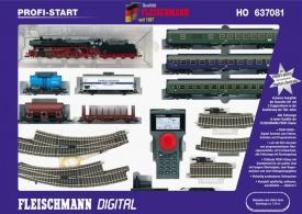 Fleischmann 637081 цифровой стартовый набор