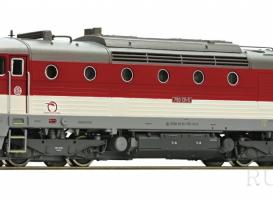 Roco 72966 Дизельный локомотив 750 131