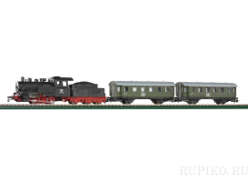 PIKO 57112 Пассажирский поезд BR 80